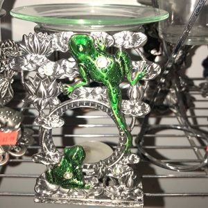 Other - Frog candle holder